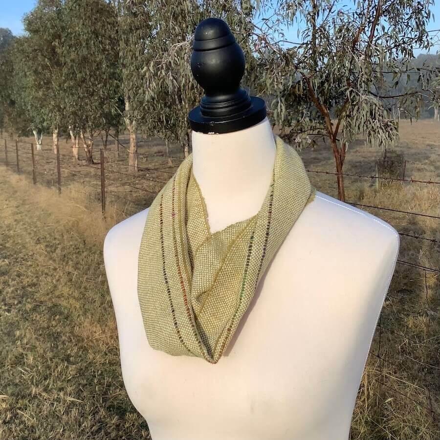 Soft Olive Green Cowl
