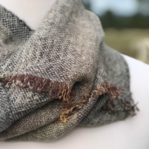 Light brown bush cowl
