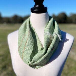 moss green cowl